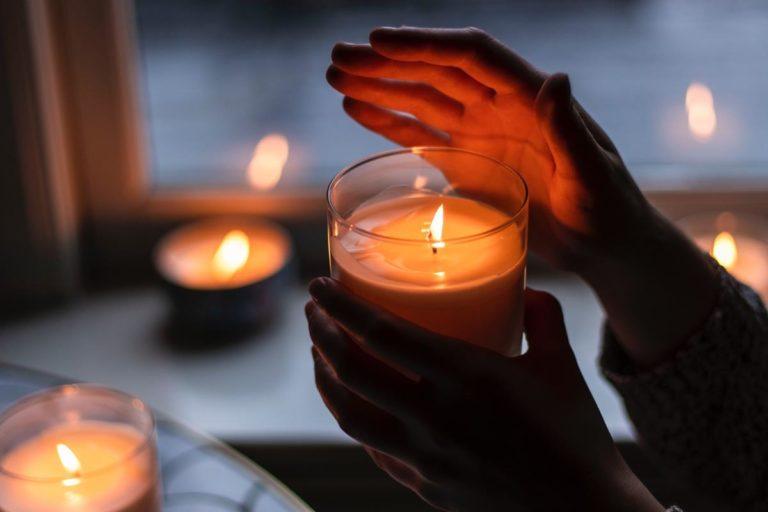 Zdrowe i pachnące świece