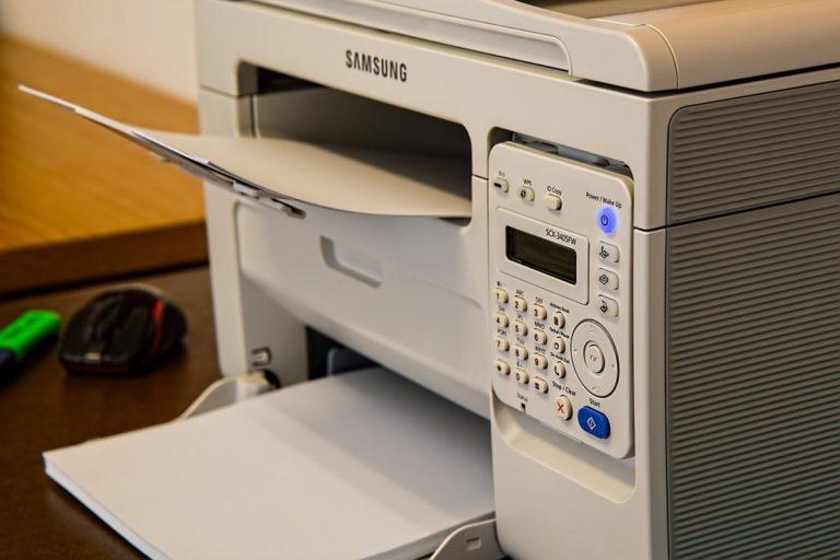 Zróżnicowane usługi nowoczesnej drukarni